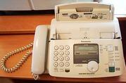 Телефонный аппарат/факс Panasonic